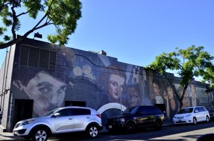 Street Art in L.A (1)