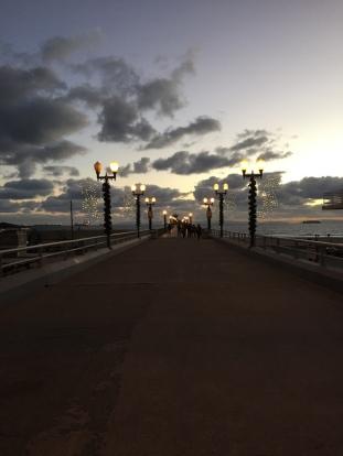 Brrrr-isk Walk on the Pier (1)
