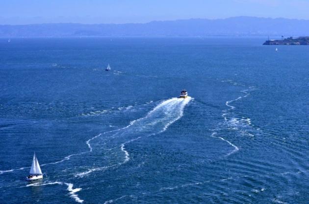 Ahoy to Alcatraz