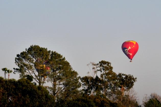 Pirate Balloon