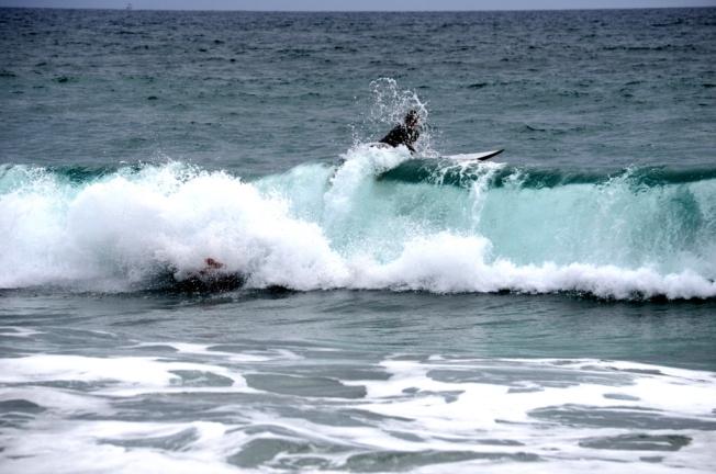 through-the-wave