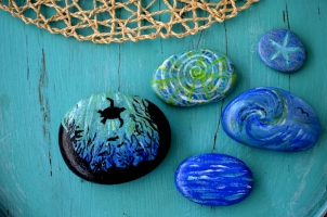seaside-rock-collection