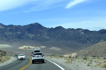Zabriskie Point, Death Valley (1)