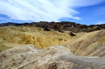 Zabriskie Point, Death Valley (4)