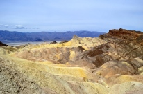 Zabriskie Point, Death Valley (5)