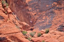 Scaling Red Rock (4)