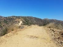 Dusty ridge road