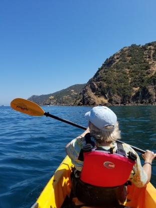 Kayaking at Catalina Island (10)