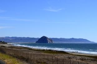 Morro Rock, two sides (2)