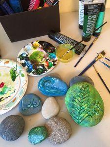 More rocks!