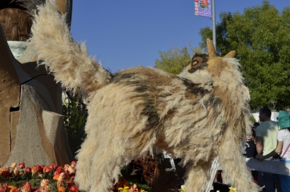 Closeups of Rose Parade Floats (12)