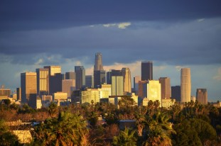 Downtown Los Angeles from the Westside (2)