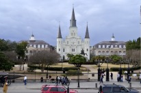 St. Louis Cathedral, Jackson Square