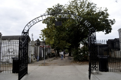 Taste of New Orleans, part 4, La Fayette Cemetery No. 1 (1)