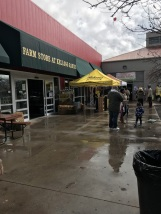 Rainy Day at Cal Poly's Taste of the Farm Store (1)