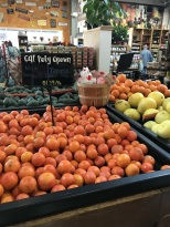 Rainy Day at Cal Poly's Taste of the Farm Store (2)