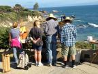 Art lessons at Corona Del Mar
