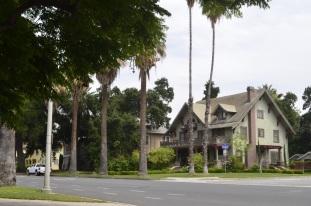 Victorian era home in Redlands