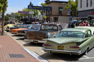 Oldies Car Show in Orange (11)