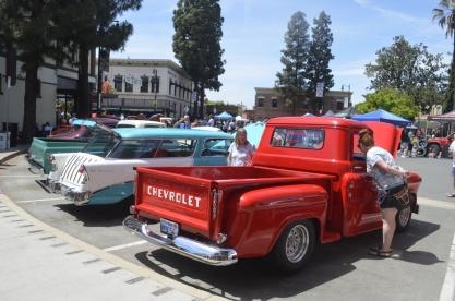 Oldies Car Show in Orange (12)