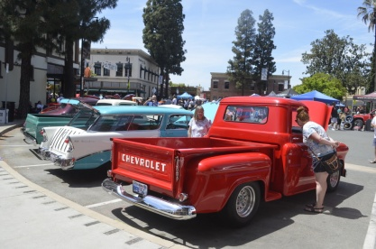 Oldies Car Show in Orange (12)