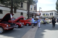 Oldies Car Show in Orange (13)