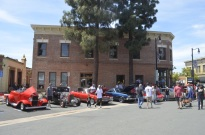Oldies Car Show in Orange (14)