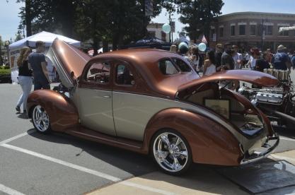 Oldies Car Show in Orange (9)