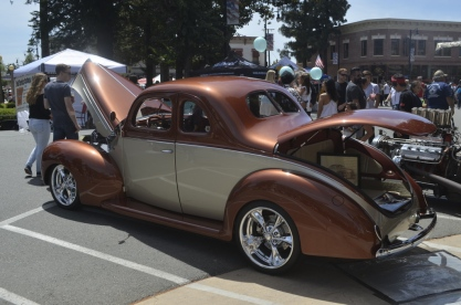 Oldies Car Show in Orange (9)