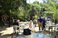 Visiting Wildlife Waystation on Bird LA Day (2)