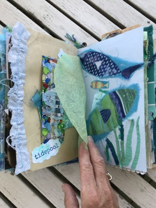 Beach Junk Journal (5)
