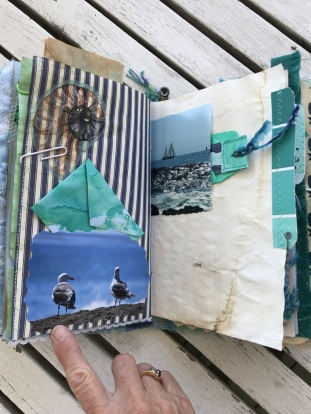 Beach Junk Journal (6)