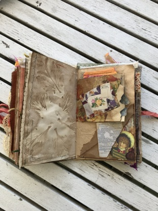 Vintage Autumn Junk Journal (6)