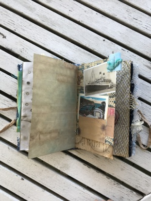 Seas The Day Junk Journal (5)