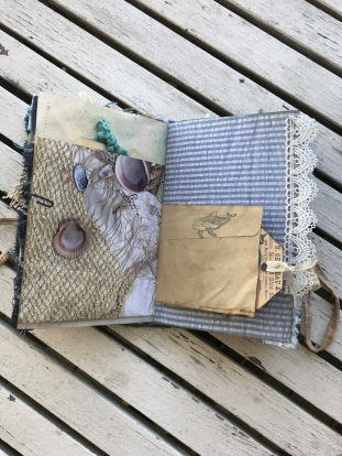 Seas The Day Junk Journal (6)