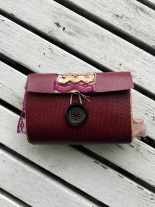 Red Wallet Paperbag