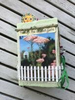 Through the Garden Gate (blue ribbon winner at L.A. County Fair)