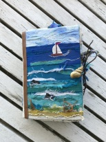 Hastings Cottage Beach (my very first journal)