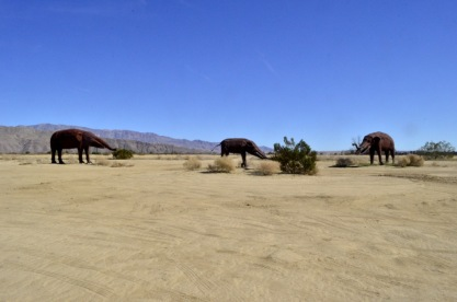 Borrego Springs Sculptures (1)