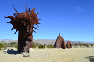 Borrego Springs Sculptures (24)