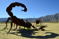 Borrego Springs Sculptures (8)