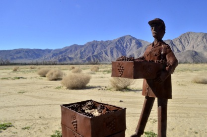 Borrego Springs Sculptures (9)