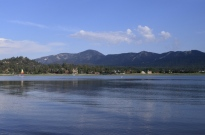 Beautiful lake, so cool, so refreshing!