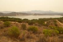 Driving Past Lake Cachuma (2)