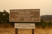 Driving Past Lake Cachuma (4)