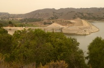 Driving Past Lake Cachuma (5)