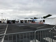 More tents.