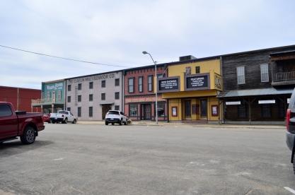 Downtown Claflin, KS